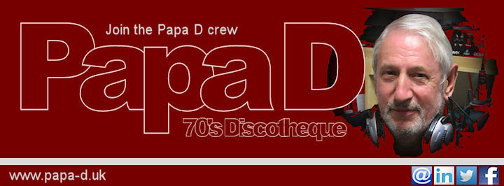 70's Discotheque & Reggae Shack with Papa D